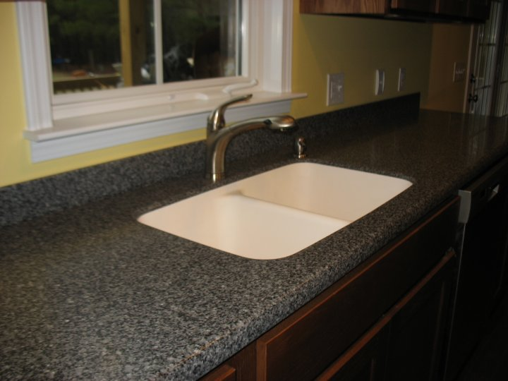 contact us today for a free no obligation estimate on some solid surface countertops