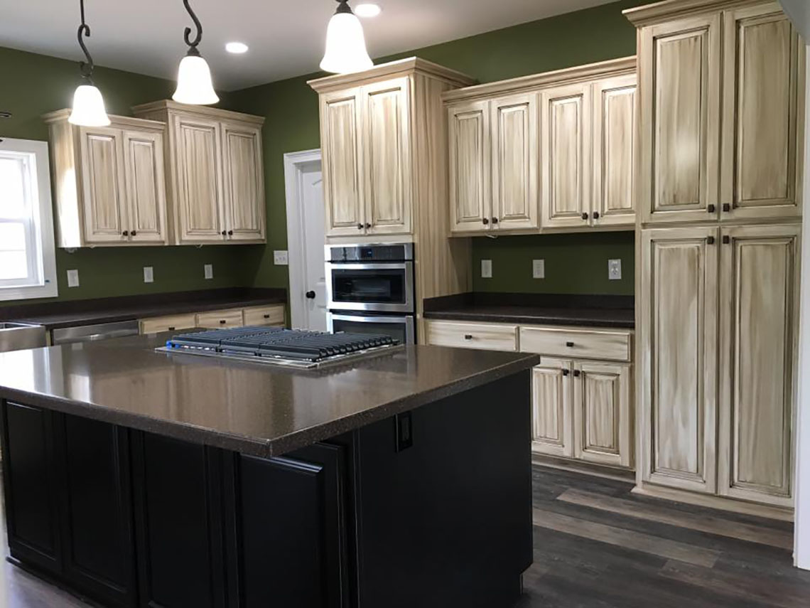 Coy S Wood Working Custom Cabinets And Countertops